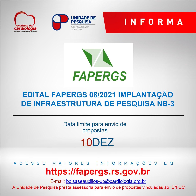 FAPERGS NB3